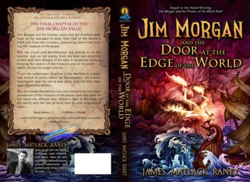 Jim Morgan And The Door At The Edge Of The World, by James Matlack Raney